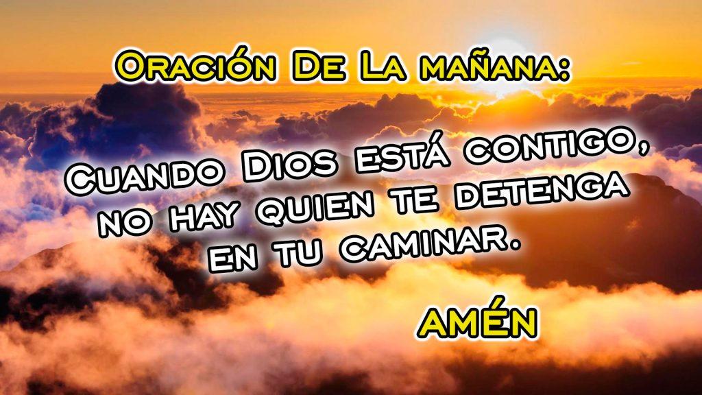 Oracion de las mañanas